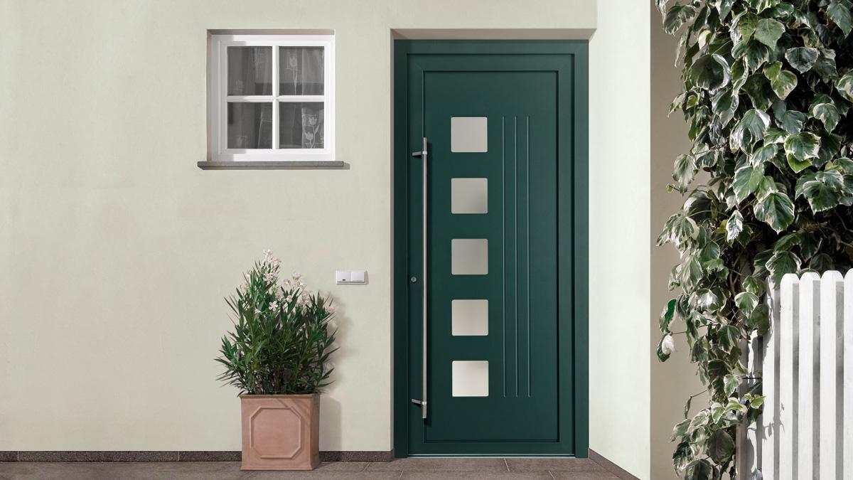 Wunderbar Haustüren Bilder Dekoration Von Bildquelle: Finstral Ag